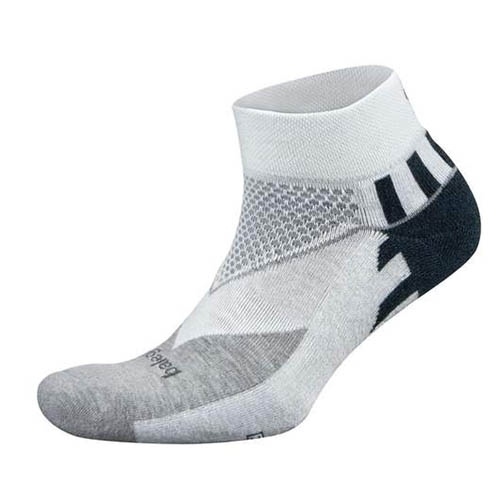 Balega Enduro Low Cut Unisex White/Midgrey