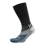 Balega Enduro V-Tech Crew Unisex Black/Grey Heather