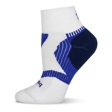 Balega Enduro V-Tech Quarter Unisex White/Ink/Cobalt