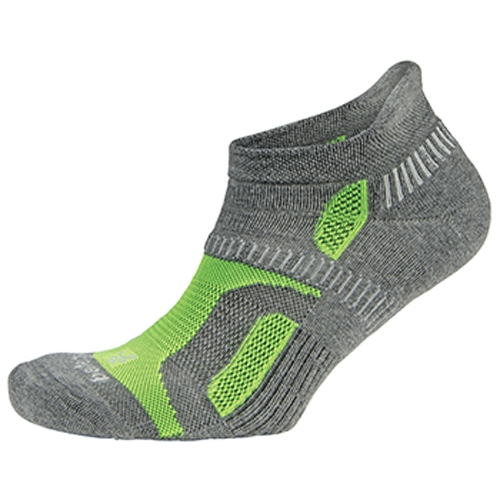 Balega Hidden Contour Unisex Charcoal/Green