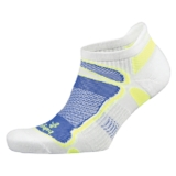 Balega Ultra Light No Show Unisex White/Royal/Neon