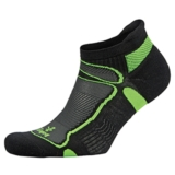 Balega Ultra Light No Show Unisex Black/Lime