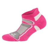 Balega Ultra Light No Show Unisex Pink/Coal