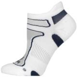 Balega Ultra Light No Show Unisex White/Navy Grey