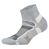 Balega Ultralight Quarter Unisex Grey/White
