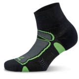 Balega Ultralight Quarter Unisex Black/Lime