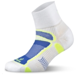 Balega Ultralight Quarter Unisex White/Royal