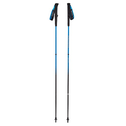 Black Diamond Distance Carbon Ultra Blue Trail Run Poles