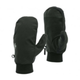 Black Diamond Softshell Mitts Unisex Midweight Smoke