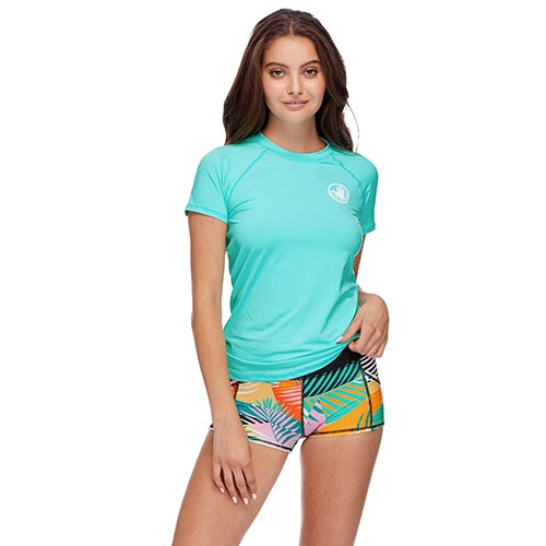 Body Glove In Motion Rashguard Women's Sea Mist