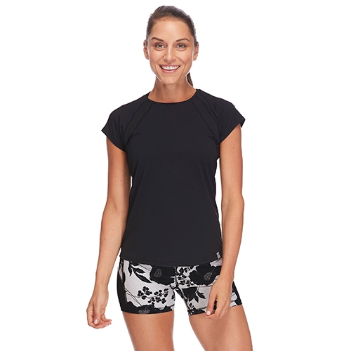 Body Glove Mistral S/S Top Women's Black