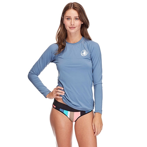 Body Glove Sleek Rashguard Women's Storm