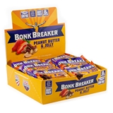 Bonk Breaker Bar Case of 12 Peanut Butter and Jelly