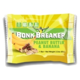 Bonk Breaker Bar Case of 12 Peanut Butter and Banana