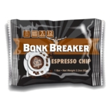 Bonk Breaker Bar Case of 12 Espresso Chip