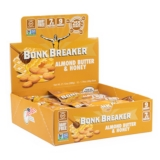 Bonk Breaker Bar Case of 12 Almond Butter & Honey