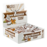 Bonk Breaker Bar Case of 12 Coconut Cashew