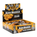 Bonk Breaker Bar Case of 12 Salted Caramel