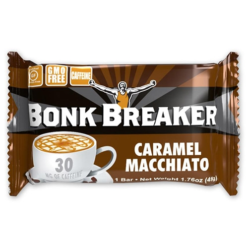 Bonk Breaker Bar Single 49g Caramel Macchiato