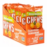 Bonk Breaker Chews Case of 10 Tangerine Orange