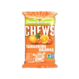 Bonk Breaker Chews Single Tangerine Orange