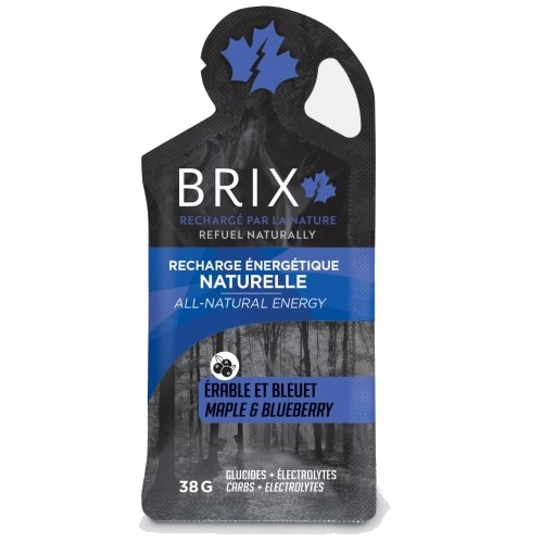 Brix Gel 38G Maple Syrup & Blueberry