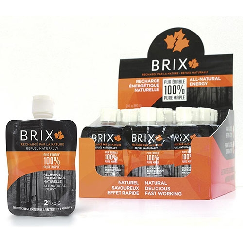 Brix Gel, 80g  Case(24) Maple Syrup