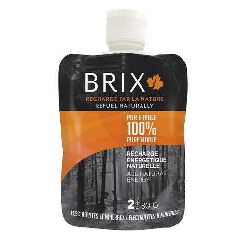 Brix Gel, 80g Maple Syrup