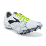 Brooks 2 QW-K Unisex White/Black/Nightlife
