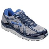 Brooks Addiction 11 Men's Silver/Indigo Blue