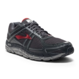 Brooks Addiction 12 Men's Athracite/High Risk Red