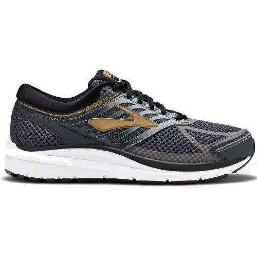 Brooks Addiction 13 Men's Black/Ebony/Metallic