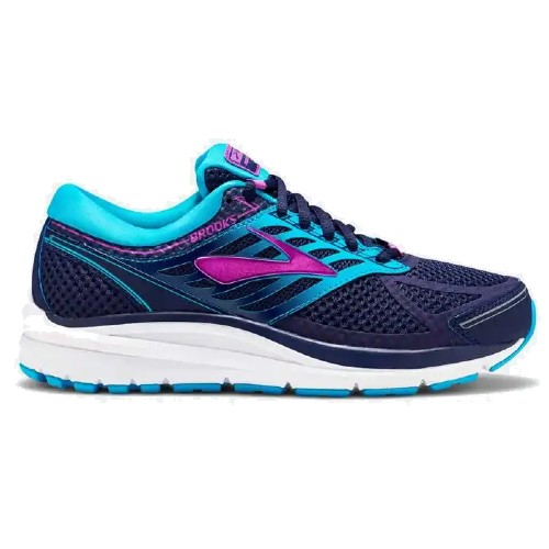 Brooks Addiction 13 Women's Evening Blue/Teal