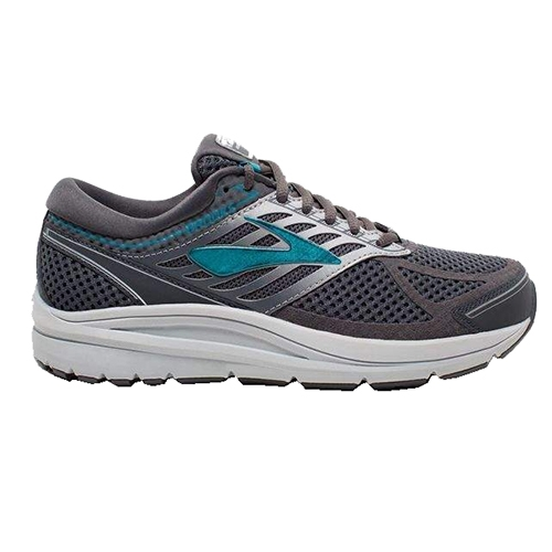 Brooks Addiction 13 Women's Ebony/Silver/Blue