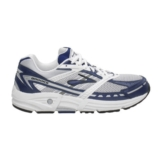 Brooks Addiction 9 Men's Silver/Twilight/Pearl Wh