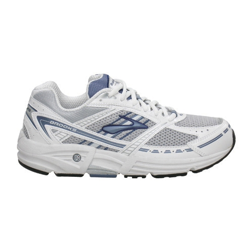 Brooks Addiction 9 Women's Silver/Infinity/Pearl