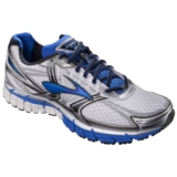 Brooks Adrenaline GTS 14 Men's White/Electric/Silver