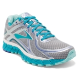 Brooks Adrenaline GTS 16 Women's Silver/Bluebird/Blue