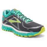 Brooks Adrenaline GTS 16 Women's Anthracite/Aqua Green