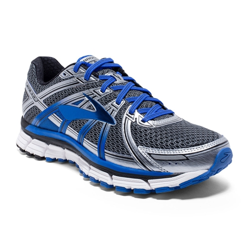 Brooks Adrenaline GTS 17 Men's Anthracite/Electric Blue