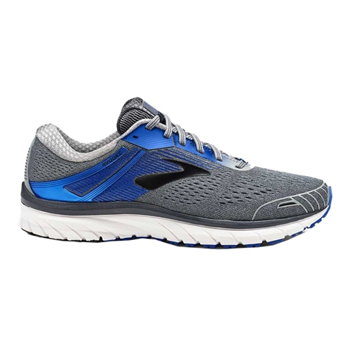 Brooks Adrenaline GTS 18 Men's Grey/Blue/Black