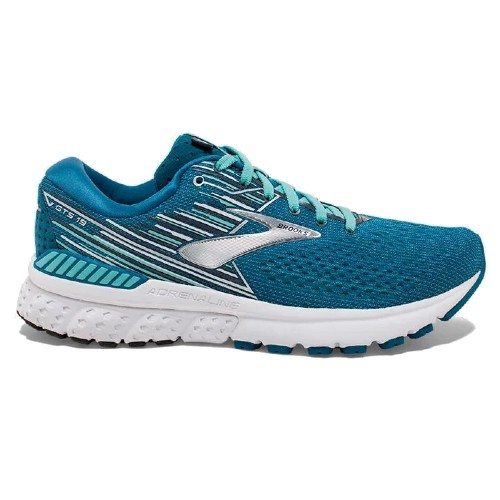 Brooks Adrenaline GTS 19 Women's Blue/Aqua/Ebony