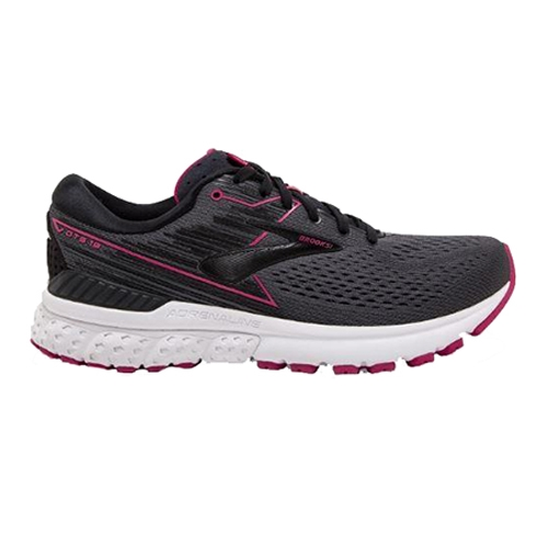 Brooks Adrenaline GTS 19 Women's Black/Ebony/Pink