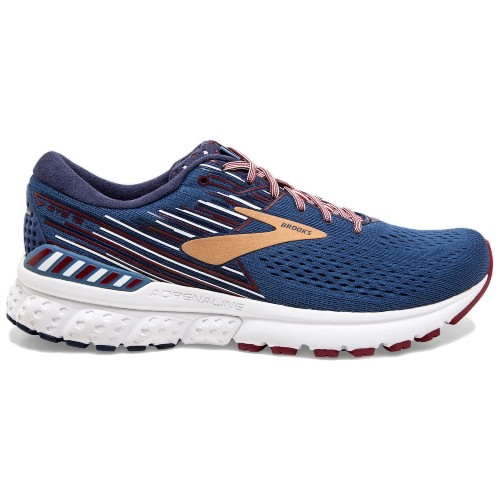 Brooks Adrenaline GTS 19 Men's Blue/Red/White