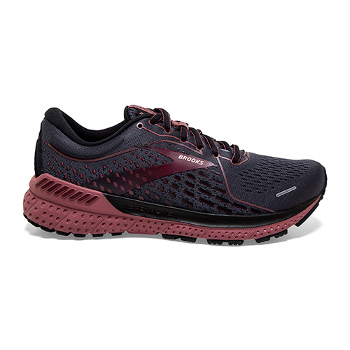 Brooks Adrenaline GTS 21 Women's Black/ Blackened Pearl