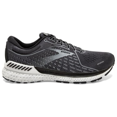 Brooks Adrenaline GTS 21 Men's Blackened Pearl/Grey