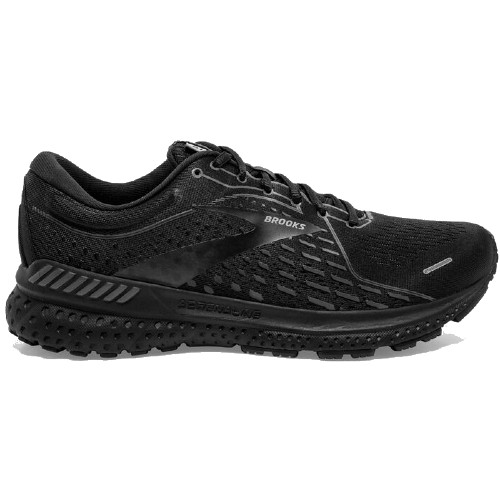 Brooks Adrenaline GTS 21 Men's Black/Black/Ebony