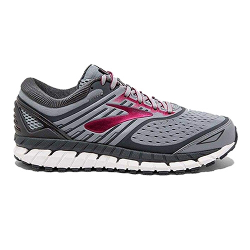 Brooks Ariel 18 Women's Grey/Pink
