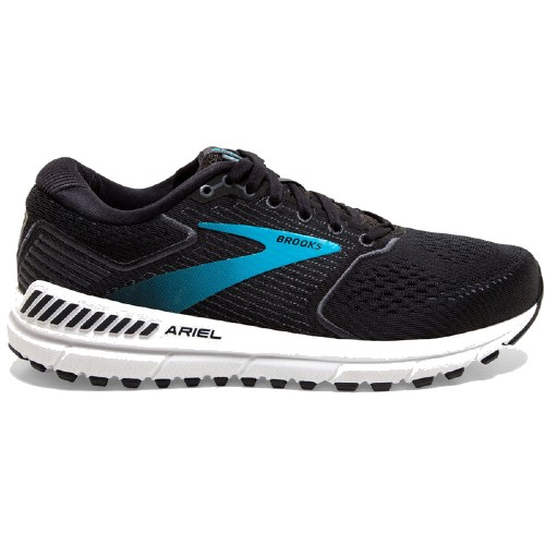 Brooks Ariel 20 Women's Black/ Ebony/ Blue