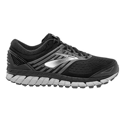 Brooks Beast 18 Men's Black/Grey/Silver - Brooks Style # 110282 2E 004 F18